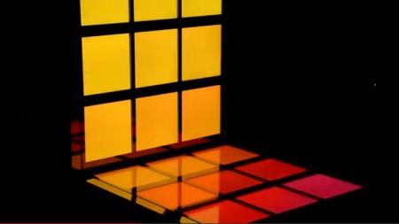 Moderní osvětlení interiéru