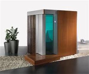Luxusní domácí sauna