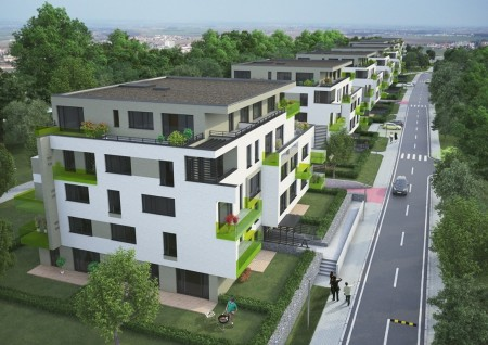 barevne letnany nove bydleni v praze barevne letnany