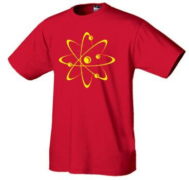 geek-tričko-atom