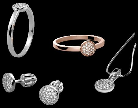 šperky dárková souprava tokyo