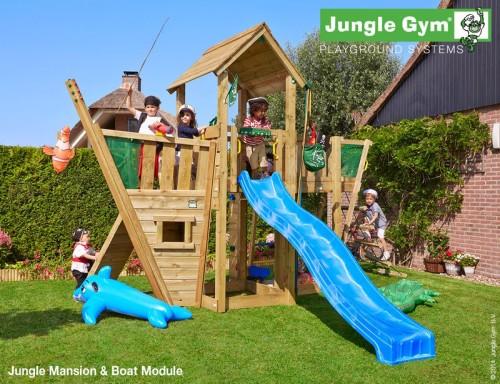 Jungle Jym loď