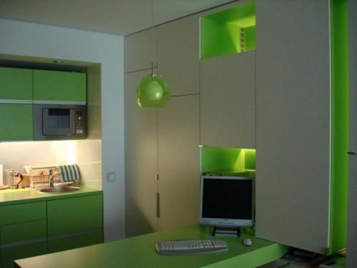 nasvícení kuchyně LED