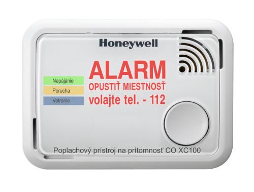 Poplašný přístroj Honeywell