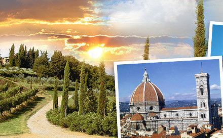 Itálie - Toskánsko