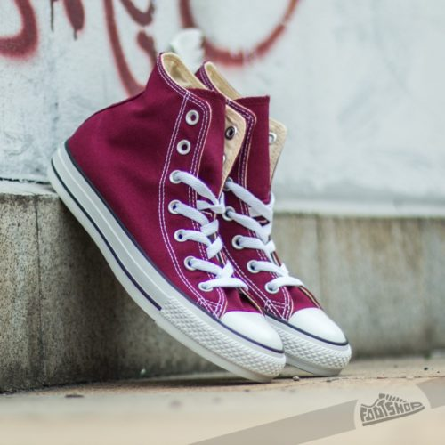converse-all-star-hi-maroon- silva